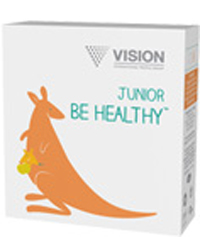 Lifepac Junior Be Healthy suplement diety Vision - Sklep Vision | Preparaty ziołowe