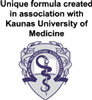 Logotyp Kaunas University of Medicine